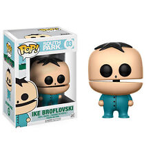 "SOUTH PARK IKE BROFLOVSKI 3.75"" POP VINYL FIGURE FUNKO 03 BRAND NEW UK SELLER"
