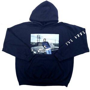 Ice Cube Boyz n the Hood Old School Hip Hop NWA Unisex Black Hoodie XL