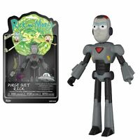 "Funko Rick and Morty Purge Suit Rick 5"" Articulated Action Figure"