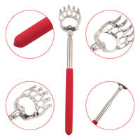 Bear Claw Telescopic Back Scratcher Long Hand Instant Relieve Itch Massager 1Pc