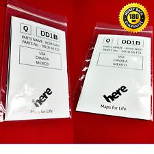 2018 2017 TOYOTA YARIS iA & 2016 SCION iA NAVIGATION SD CARD USA/CAN PTMZD-1M160