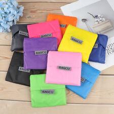 Waterproof Shopping Bag Portable Folding Creative Reusable Foldable Shopping BCD