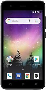 Coolpad Boost Mobile Illumina 8GB Prepaid Android Smartphone, Black - Brand New