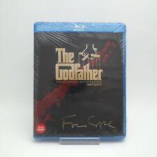 The Godfather Trilogy - Blu-ray (2014) / The Coppola Restoration