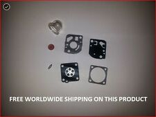SOVEREIGN,26CC,RUIXING,CARBY,FULL,SERVICE,KIT,CARBURETOR,GASKET,PRIMER,BULB