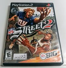 NFL Street 2 (Sony PlayStation 2, 2004) Complete