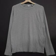 JAMES PERSE Mens Shirt Size 1 Long Sleeve gray