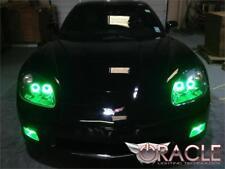 C6 Corvette 2005-2013 Oracle LED Fog Light Halo Kit - SMD Color Shift