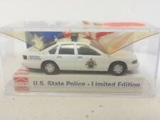 Nebraska States Police Chevrolet Caprice Bush 47672 HO Scale Vehicle
