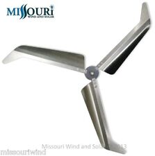 "Falcon  62"" Wind turbine generator blades and hub  Made in the USA"