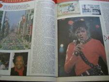 Rock Express Magazine RARE Michael Jackson Japan  WHAM