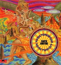 """EARTH AND FIRE """"MAYBE TOMORROW, MAYBE TONIGHT"""" ORIG GER 1973 DUTCH PROG"""
