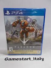 PARAGON ESSENTIALS EDITION - SONY PS4 - NUOVO SIGILLATO NEW GIOCO IN ITALIANO