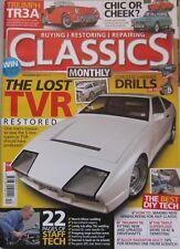 Classics magazine 12/2013 featuring TVR White Elephant, Triumph, Austin, Citroen