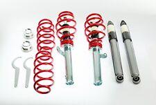 Kit combinés filetés reglables - amortisseurs - suspension Seat Altea 5P