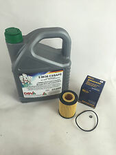 Oil Filter SCT GERMANY + 5 Litre DBV Engine Oil 5W30 W211 W203 W204 280 320 CDI