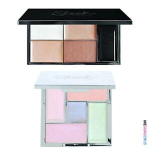 Sleek MakeUP Highlighting Palette Range