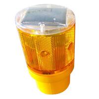 Luce lampeggiante di avvertimento solare, sicurezza stradale di costruzione
