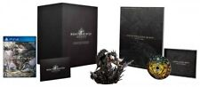 NEW PS4 MONSTER HUNTER WORLD COLLECTOR'S EDITION DLC Game soft Box from Japan