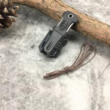 Mini Multifunction EDC Self Defense Survival Tool Kit Knife Pocket Molle Webbing