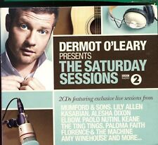 Dermot O'Leary Presents The Saturday Sessions - 2CD - Digipack