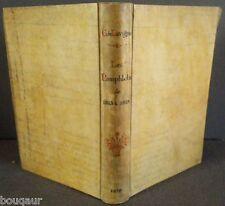 Bibliographie Pamphlets Empire Restauration GERMOND DE LAVIGNE E.O. DENTU 1879