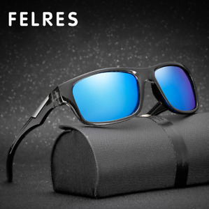 Men Polarized Sports Sunglasses Ourdoor Driving Riding Fishing Goggles New