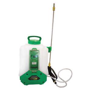 FLOWZONE FZSAAJ Backpack Sprayer,Polyethylene Tank