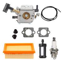 Carburetor Gasket for Stihl Leaf Blower SR320 BR320 BR400 BR420 fuel filter lin