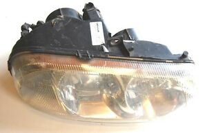 ALFA ROMEO 156 1997-2006 CARELLO OFFSIDE DRIVER SIDE HEADLIGHT HEADLAMP 38420748