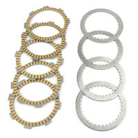 Clutch Kit Steel & Friction Plates Fit For Honda CBF125 CBF150 CRF150F CB125F
