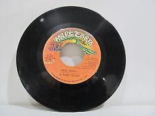 "45 RECORD 7"" SINGLE - R DEAN TAYLOR- BACK STREET"