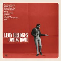 LEON BRIDGES - COMING HOME  VINYL LP NEW!