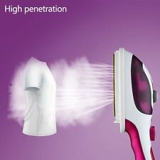 Power Steam Brush+Electric Fabric Iron flat/Hanging All-In-One Handheld Laundry