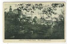 AK Kronberg im Taunus, Blick vom Kastanienhain, 1931
