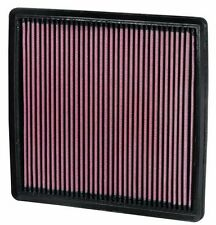 K&N Drop In Replacement Panel Air Filter 2011-2017 Ford F-150 5.0L V8
