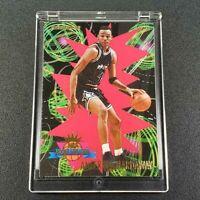 ANFERNEE HARDAWAY 1993 FLEER ROOKIE SENSATION #9 INSERT ORLANDO MAGIC NBA