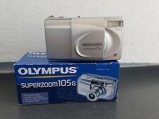 Olympus Superzoom 105G 35 mm cámara de cine 38 105 mm lente de enfoque automático (47F12)