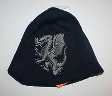New Gymboree Dragon Sweater Hat  NWT Size S 5 6 year Shields & Sails Boys Winter