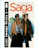 Image Firsts #[Saga] 1, NM 2013, 1 Book Lot Image Comics