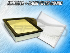 AIR FILTER CABIN FILTER COMBO FOR 2011 2012 2013 FORD MUSTANG 3.7 5.0 ONLY