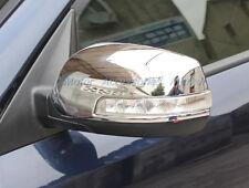 New Chrome Rearview Mirror Cover Trim For KIA Sorento 2013 2014