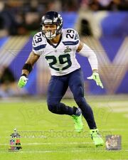 Seattle Seahawks Earl Thomas Super Bowl XLVIII Action Photo, 8x10