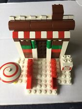 CUSTOM LEGO MINI CHRISTMAS GINGERBREAD HOUSE Holiday Decor Decorations Home