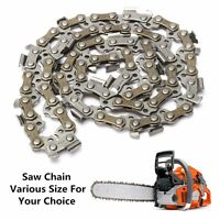 Chainsaw Saw Chain 9/40/46/49/54/59/60/63/68/74 Drive 3/8''inch Replacement Part