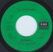 CLIFF RICHARD Dreaming  ((**NEW 45 DJ**))  from 1980