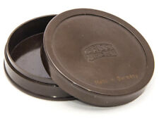 Vintage BAKELITE Zeiss Ikon Lens Filter Storage Case Keeper, 38mm inner diameter