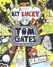 Tom Gates: A Tiny Bit Lucky-ExLibrary