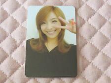 (ver. Luna) Fx f(x) 2nd Mini Album Electric Shock Photocard