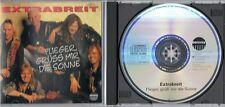 Extrabreit - Flieger Grüß Mir Die Sonne CD mit einigen Live Aufnahmen 550 998-2